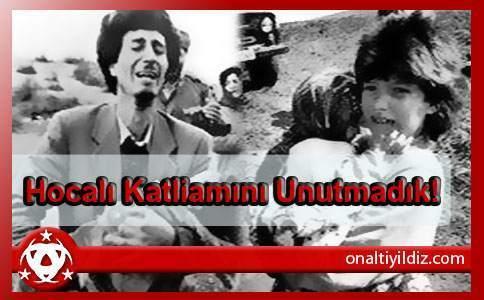 Nous n'avons pas oublié le massacre de Hocalı !