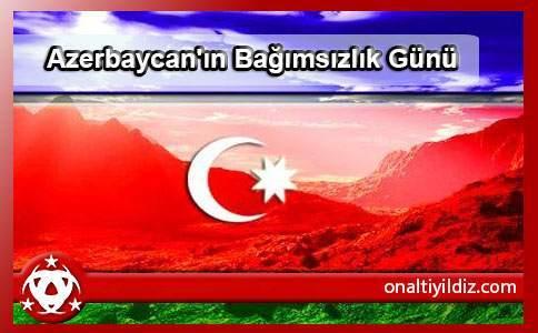 Azerbaycan'ın Bağımsızlık Günü