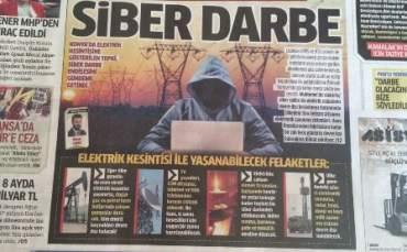 Siber Darbe mi Yarasa Adamlar mı?
