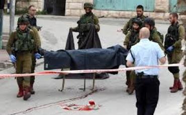 Yaralı Filistinliyi Öldüren İsrail Askeri Suçlu Bulundu
