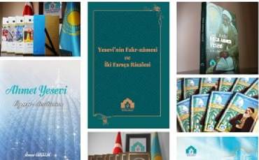 Yesevi Üniversitesi'nden PDF Kitaplar