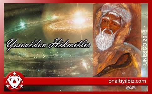 Ahmed Yesevi'den Hikmetler