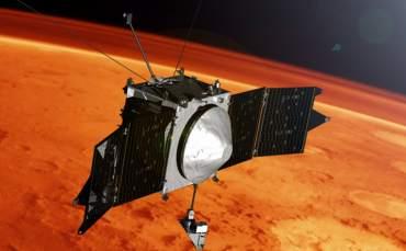 Mars'ın Atmosferinde Metal Bulundu!