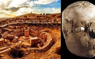 Göbeklitepe'de Binlerce İnsan Kemiği Bulundu