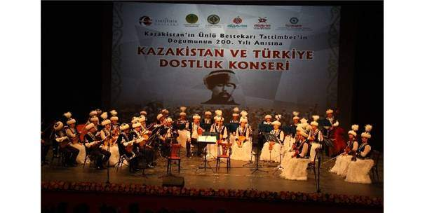 Türkiye-Kazakistan Kardeşlik  Konseri
