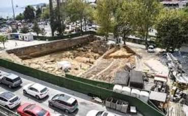 Beşiktaş Metro Kazısında 6.000 Yıllık Yuvarlak Yapılar Bulundu