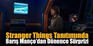 Stranger Things Dizisin'de DÖNENCE