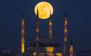 Süper Ay Türkiye'yi Büyüledi!