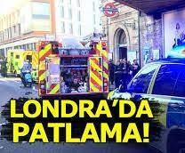Londra'da Patlama!