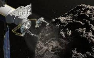 Dünyanın İlk Trilyoneri Bir Uzay Madencisi Olacak!