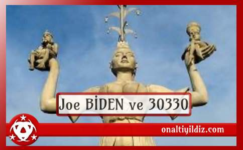 Joe BİDEN ve 30330