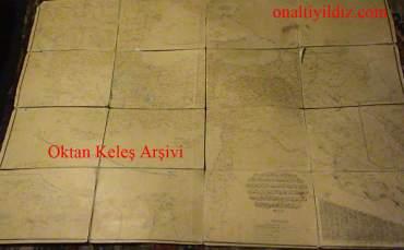 Abdülhamid'in Osmanlı Haritası